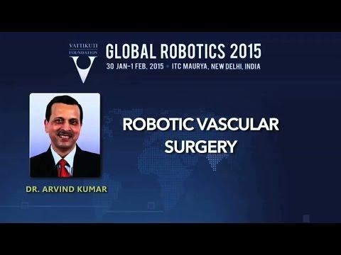 Robotic Vascular Surgery-A. Kumar