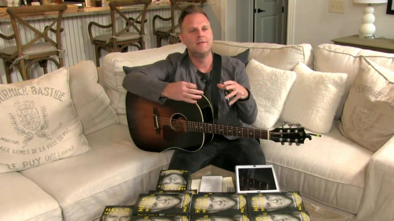 Hello, My Name Is: Discover Your True Identity  by Matthew West