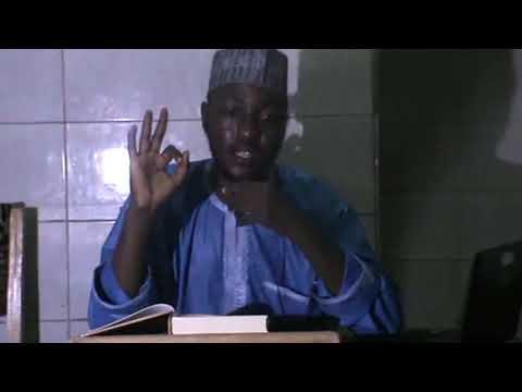 011 Muhammad Bashir Bello Assalafy Zaria