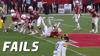 College Football Biggest Fails & Funniest Moments 2019-20 ᴴᴰ