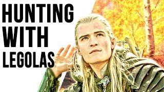 "Skyrim Let's Play with ""Legolas"" the ARCHER!"