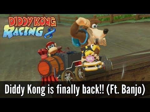 diddy-kong-joins-mario-kart-8-ft-banjo-wii-u-mod