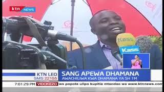 Gavana Sang' aachiliwa kwa dhamana ya Sh1 milioni, aapa kurudisha shamba 'lililonyakuliwa'