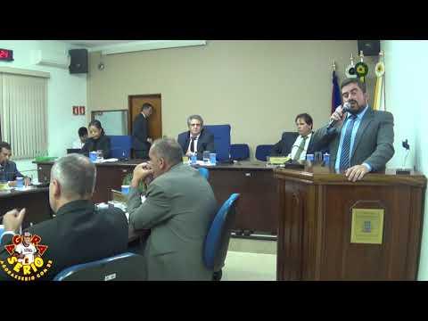 Tribuna Vereador William Soares dia 12 de Junho 2018