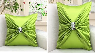 DIAMENT  Beautiful Cushion Cover  diy  Tutorial  step By Step  home Decore/creative  Sewing💟💟💟💟