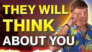 How To Make Someone Think About You NON-STOP | Law of Attraction