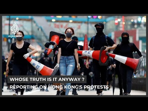 Fact and Friction: Reporting on Hong Kong's Protests (Full Documentary)| Whose Truth Is It Anyway?