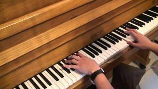 Taio Cruz - Dynamite Piano by Ray Mak