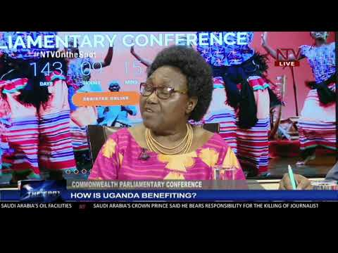 ON THE SPOT: How is Uganda benefitting from the Commonwealth Parliamentary Conference
