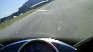 Vidéo journée open moto geoparc à st die vitesse maxi 247 km/h (compteur) par ayewalk