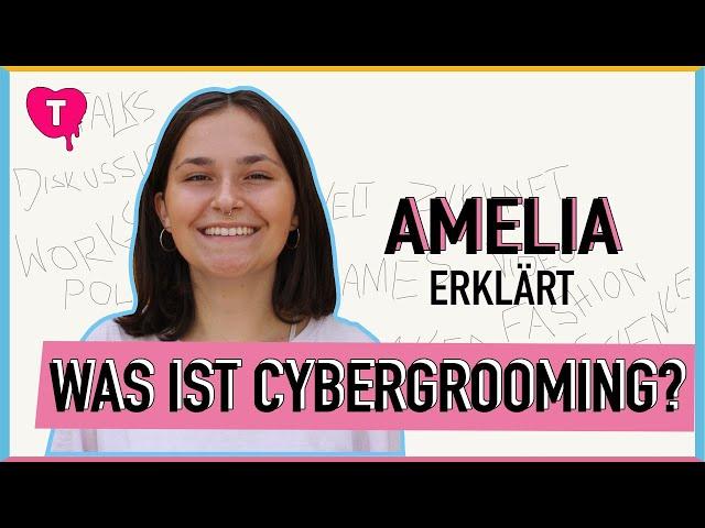 Vorschaubild zur Session 'Was ist Cybergrooming?'