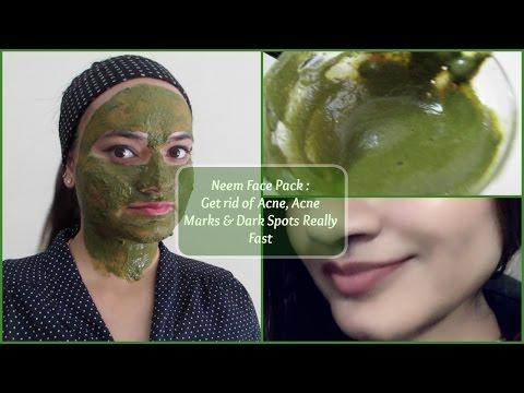 Facial hugas na may pigmentation