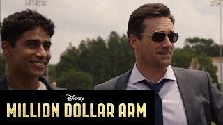 Million Dollar Arm Film Trailer