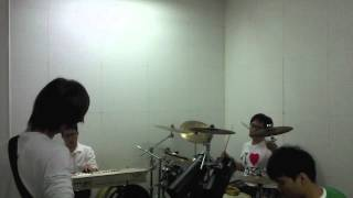 About to Crash (Reprise) - Dream Theater Cover Rehearsal