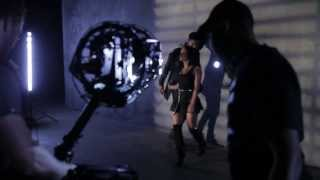 Behind the Scenes: Trevor Jackson - Drop It Remix ft. B.o.B Video Shoot