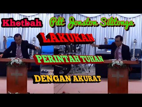 GBI Alfa Omega Jemaat Tanjung Uban/Khotbah Pdt Jonston Silitonga/Minggu 10 Nov 2019