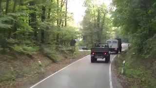 preview picture of video 'Unimogausfahrt 2014 UCG Regionalgruppe Pfalz'