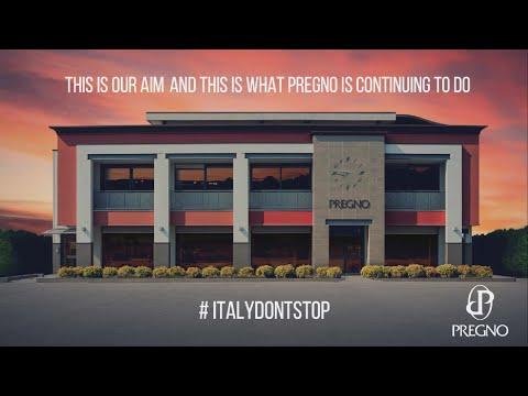 Italy won't stop   Pregno