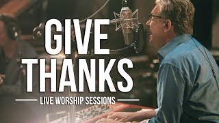 Don Moen - Give Thanks (Acoustic)