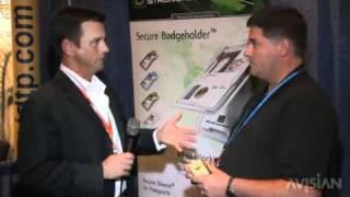 RFID Blocking SECURE SLEEVES new Secure Badgeholders
