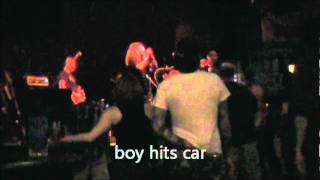 I'm a cloud+GOING TO INDIA+Escape the World_by_Boy Hits Car_@ RocBar Cleveland 2011