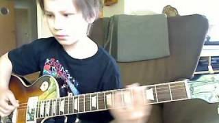 Children of Bodom Bodom Beach Terror Guitar cover