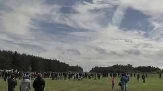 preview picture of video 'Pokazy lotnicze Biała Podlaska 22.06.2014'