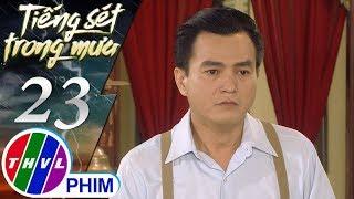 THVL | Tiếng sét trong mưa - Tập 23[4]: Khải Duy như chết lặng khi hay tin Bình đã nhảy cầu tự tử