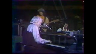 Charlie Rich - Lonely Weekends ; Mohair Sam - Live 1980, France