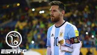 Projecting Argentina's World Cup starting XI: How much help does Lionel Messi have? | ESPN FC