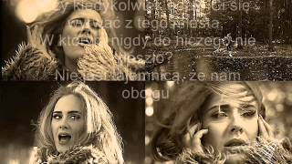 "Adele ""Hello"" Tłumaczenie PL (@AliceOliviaMusic Cover)"
