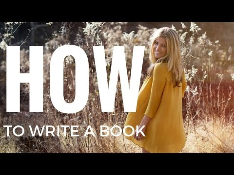 Writing a Book for Beginners - Free Online Writing Course - YouTube