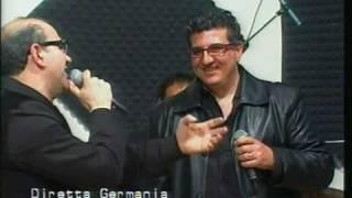 Gianni Celeste E Corrado (Cantante)   Vola Cardillo. A Napoli International (SKY)