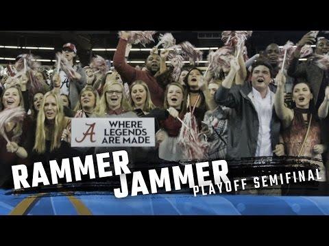 Raucous Rammer Jammer after Alabama defeated Washington