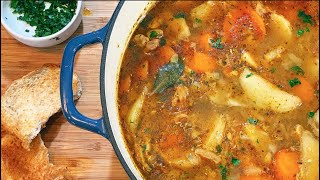 Homemade Chicken Soup Recipe  How to make Chicken Soup