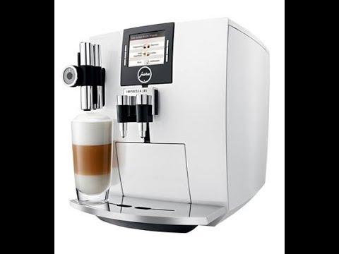 #1 Ремонт кофемашины Jura Impressa J85