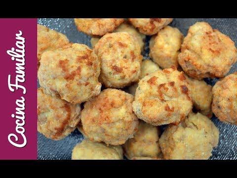 Como hacer albóndigas de pollo jugosas, que salsa le pondrías tu   Recetas de Javier Romero