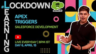 Learn Apex Triggers Part 1 in Salesforce Development