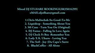 DJ Stlhare -Love Affair (DeepHouse Soulful Chilled