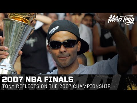 2007: A Memorable Year for Tony Parker