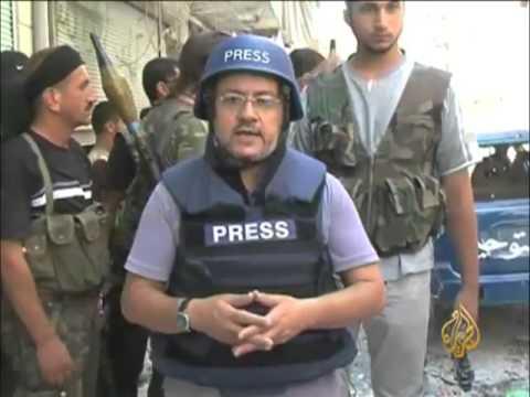 إستمرار سيطرة  الجيش الحر على حي صلاح الدين