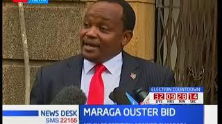 Meru town MP, Ngunjiri Wambugu files a petition seeking the removal of top judge