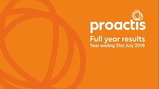 proactis-phd-full-year-results-y-e-31st-july-2018-30-10-2018