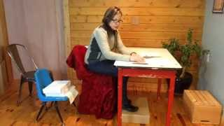 Part 2: Proper Chair and Table Height for Supporting Children's Fine Motor and Visual Motor Skills