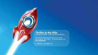 Thriller in the Villa -  BlueWave Communications