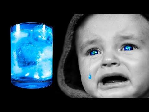 Ecco Perché I Neonati Non Bevono Acqua