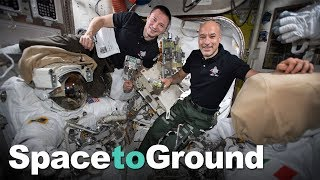 Space to Ground: Cosmic Repairs: 11/15/2019 by Johnson Space Center