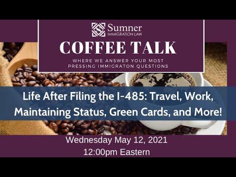 Coffee Talk - May 2021: L…
