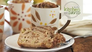 How to Make an Apple Cider Mug Cake - In the Kitchen with David