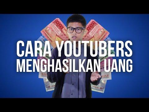 Video Bagaimana YouTubers Menghasilkan Uang
